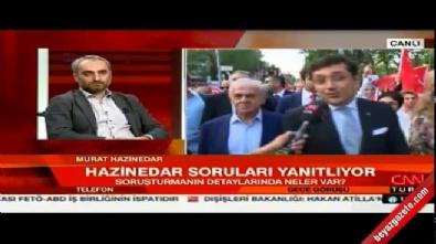 Murat Hazinedar'dan İsmail Saymaz'a tepki