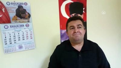 Sağlık-Sen Kırşehir Şubesi'nde istifalar - KIRŞEHİR