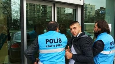 Samsun'da bir kişiyi bıçakla ağır yaralayan genç tutuklandı