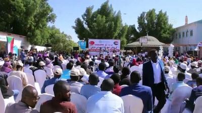 Sudan'da 'Türkiye-Sudan Kardeşlik Günleri' Fuarı (1) - HARTUM