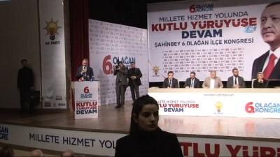 olaganustu hal -  Adalet Bakanı Abdülhamit Gül: 'Bu KHK o gece devletin yanında duran millete bugün de milletin yanında duran devletin sembolik düzenlemesidir'
