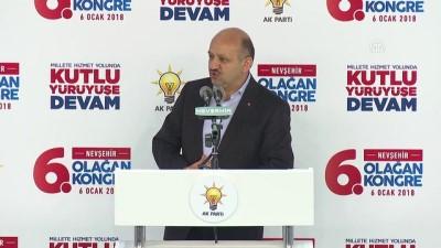 AK Parti Nevşehir 6. Olağan İl Kongresi - NEVŞEHİR