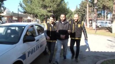 Antalya'da yağmaladı, Mersin'de hapishaneden kaçtı, Adana'da yakalandı