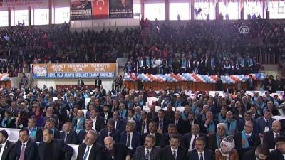 Başbakan Yıldırım: 'AK Parti'de bayrak değişimi yaşanıyor' - NEVŞEHİR