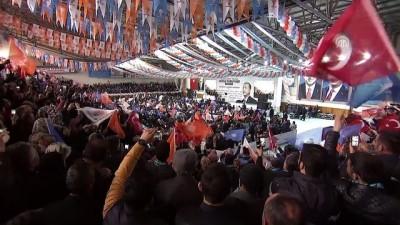 Başbakan Yıldırım, AK Parti Nevşehir 6. Olağan İl Kongresi'ne katıldı