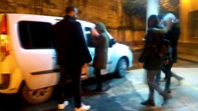 Çağrı merkezi operasyonunda 4'ü kadın 9 kişi gözaltına alındı