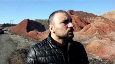 Doğu'nun 'gökkuşağı tepeleri' turizme kazandırılacak (2) - ERZURUM