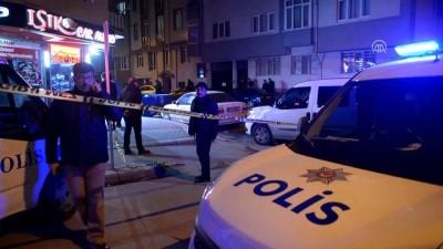 akalan - Eskişehir'de silahlı saldırı: 1 ölü, 1 yaralı