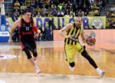 fenerbahce - Fenerbahçe Baskonia'yı Yıktı (Maç Özeti)