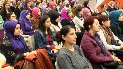 Her evde bir sağlık elçisi projesinin 3'üncü eğitim semineri gerçekleşti