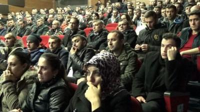 İçişleri Bakanı Soylu talimat verdi, özel güvenlik görevlileri eğitime alındı