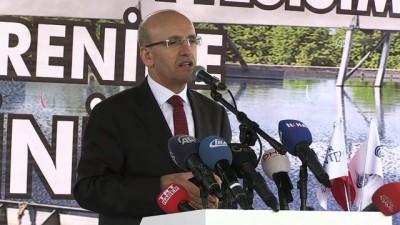 """Şimşek: """"Gaziantep, çok rekabetçi, çok güçlü sanayi, bilim, kültür, ticaret merkezi noktasında yoluna devam edecek"""" - GAZİANTEP"""
