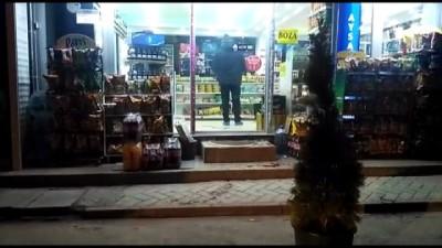 Tekel markette silahlı kavga; 1 ölü, 1 yaralı