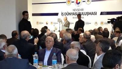 Yıldırım: 'Türkiye'nin zenginleşmesi, büyümesi için özel sektörün önünü açmak gerekiyor' - NEVŞEHİR