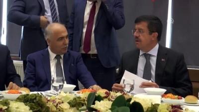 Zeybekci: 'Türkiye dimdik 'elif' gibi ayaktadır'' - DENİZLİ