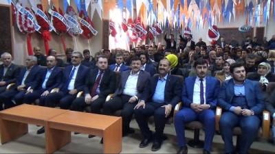 """AK Parti'li Dağ, """"Önümüzdeki seçimlerde CHP yüzde 25'i bile göremeyecek"""""""