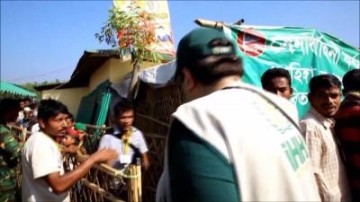 Arakanlı Müslümanlar için belgesel çekildi - AFYONKARAHİSAR