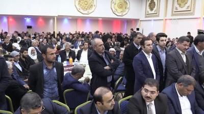 Bakan Fakıbaba barış yemeğine katıldı - ŞANLIURFA