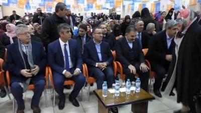 Başbakan Yardımcısı Bozdağ:'Türkiye'nin bütün illerine kadın il müftü yardımcısı atama kararı alındı'