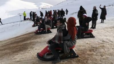 Kış turizminin yeni adresi Yedikuyular - KAHRAMANMARAŞ