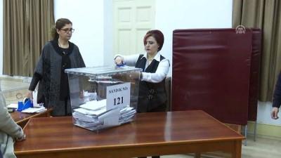 KKTC'de oy verme işlemi sona erdi - Oy sayımı - LEFKOŞA