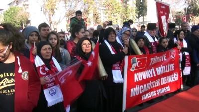 Osmaniye'nin kurtuluşunun 96. yıl dönümü