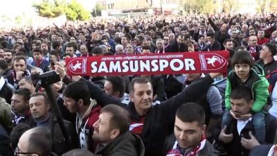 Samsunlular, Samsunspor için bir araya geldi - SAMSUN