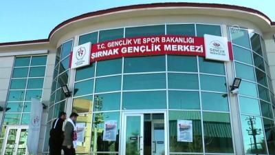 Şırnak'ta 'Mobil Gençlik Merkezi' faaliyetlerine başladı