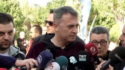 'Türk futbolunda marka değeri yükselmeli' (2) - İSTANBUL