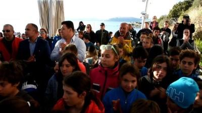 Yelken: Bodrum Kış Trofesi Yarışları sona erdi - MUĞLA