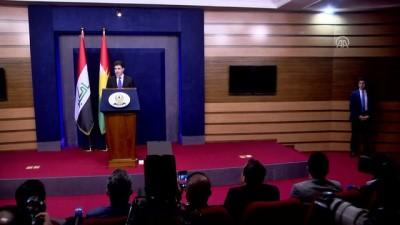 Barzani'den 'Türkiye ile iyi ilişkilerin kurulmasını istiyoruz' açıklaması - ERBİL