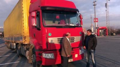 CHP Genel Başkan Yardımcısı Erdoğdu, tırla Ankara'ya gidiyor - İSTANBUL