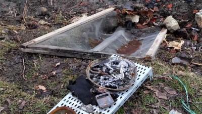 Evleri yanan aileye ulaşılamaması - KASTAMONU