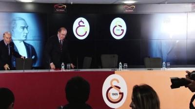 Galatasaray'da olağanüstü genel kurula doğru - Oy pusulalarının renk seçimi - İSTANBUL