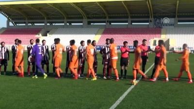 Hazırlık maçı: Aytemiz Alanyaspor-Elazığspor - ANTALYA