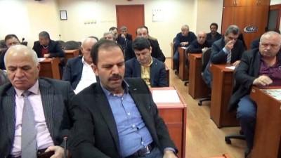 İl Genel Meclisinde taşeron personel tartışması