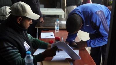Libya'daki iç göçler - TRABLUS