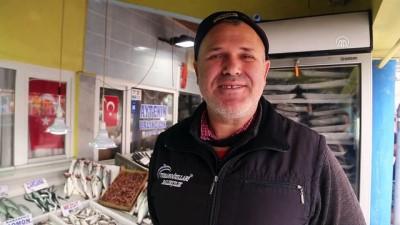 Yeni yılda tezgahın gözdesi 'istavrit' - TEKİRDAĞ