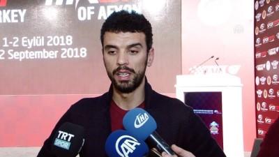'2017'de kaybettiğim şampiyonluğu kazanmaya çalışacağım' - İSTANBUL