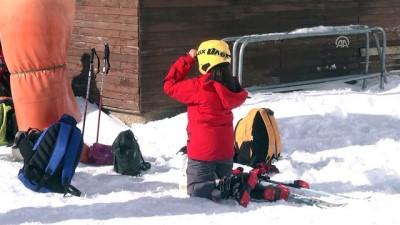 ANADOLU'NUN KAYAK ZİRVELERİ - Kış turizminin yükselen değeri: Davraz - ISPARTA