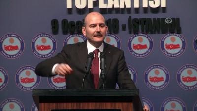 Bakan Soylu:  '2016 yılına göre de PKK'ya katılım yüzde 80 oranında azaldı' - İSTANBUL