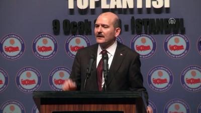 Bakan Soylu: 'Avrupa, uyuşturucu konusunda iyi niyetli ve samimi değil' - İSTANBUL