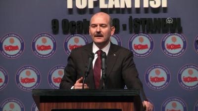 Bakan Soylu: 'Bu yıl, en önemli hedeflerimizden biri, büyük şehirlere sızmaya çalışan sözde terör örgütü üyeleridir' - İSTANBUL