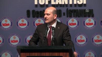 Bakan Soylu: 'İstanbul'da toplamda 3 bin yeni polis görevlendirdik' - İSTANBUL