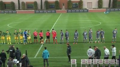 hazirlik maci - Beşiktaş hazırlık maçında Den Haag ile 2-2 berabere kaldı