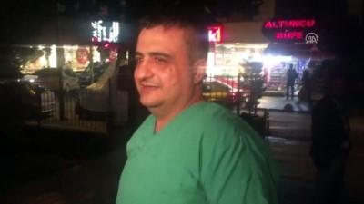 Biber gazından etkilenen 6 kişi hastaneye kaldırıldı - İSTANBUL
