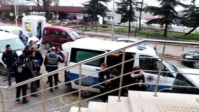 Call center operasyonunda 4'ü kadın 9 kişi adliyeye sevk edildi