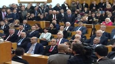 CHP Lideri Kılıçdaroğlu: 'Hakimler ve Savcılar Kurulu, talimat alıp karar verecekseniz o görevden ayrılın, iradenizle karar alıyorsanız başımın üzerinde yeriniz var'
