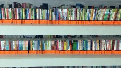 - Çin'deki Fütürist Mimariye Sahip Kütüphane