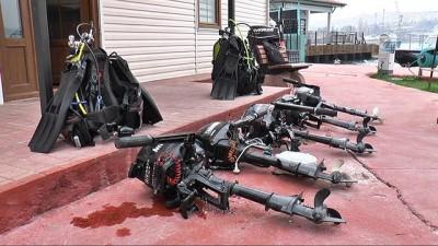 akalan -  Deniz polisi 1 milyon Euro'luk çalıntı yatı ele geçirdi